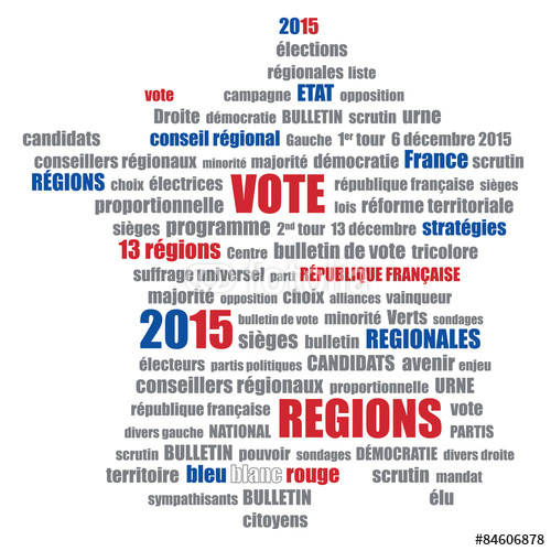 Premier tour des élections régionales: résultats définitifs et analyse