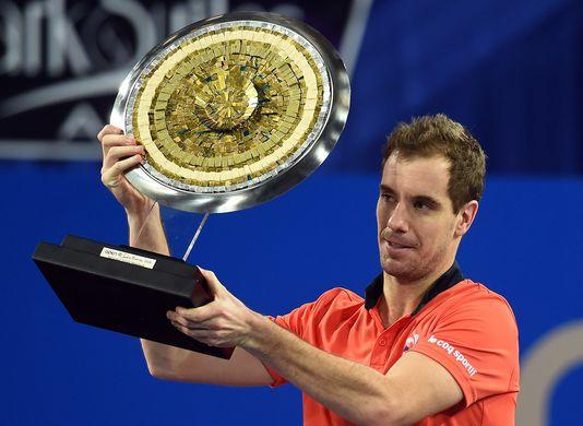 Open Sud de France : Gasquet vainqueur pour la troisième fois !
