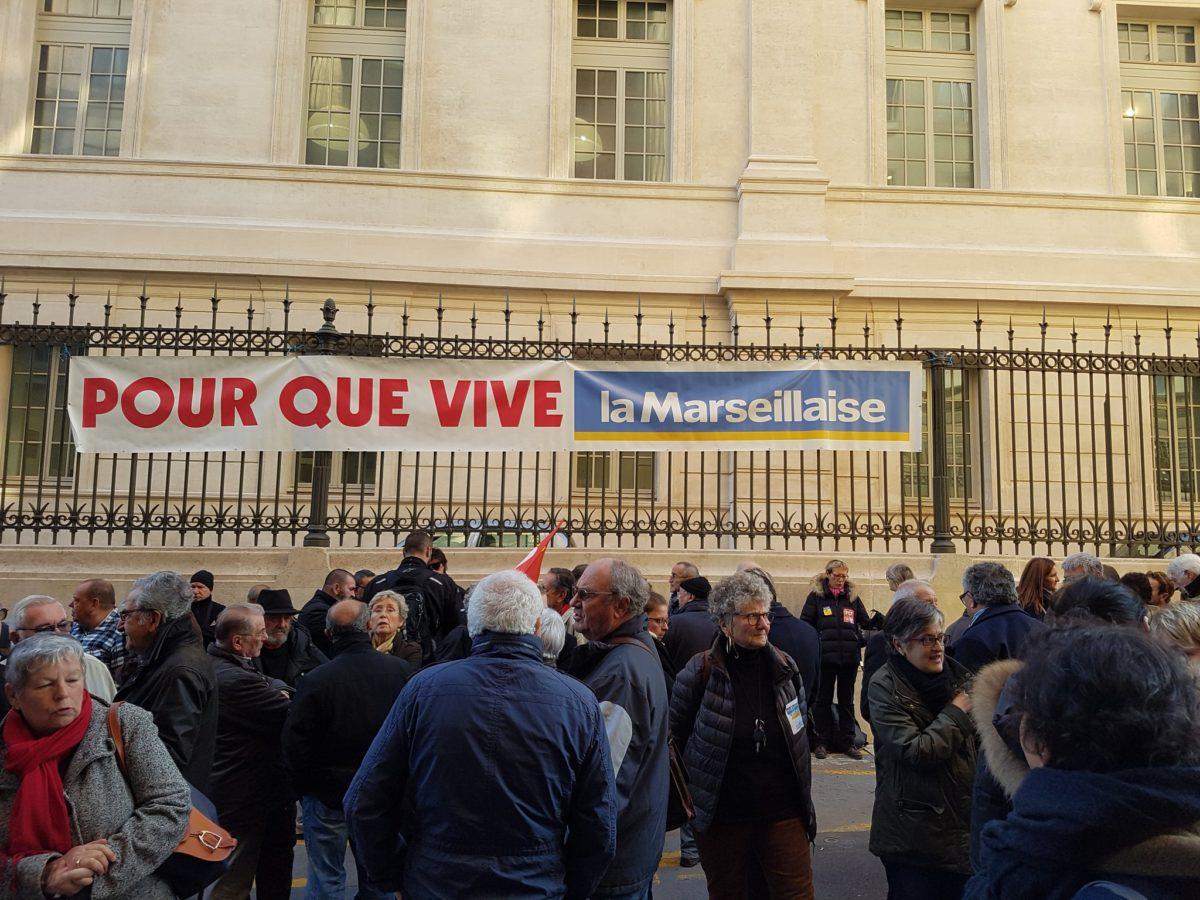 Le quotidien « La Marseillaise » à nouveau en redressement judiciaire
