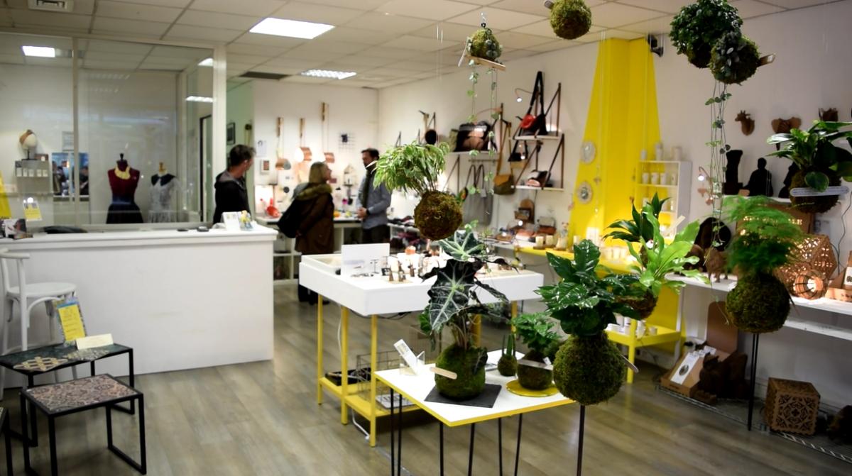 VIDÉO – Les boutiques éphémères de créateurs à Montpellier (1/2) : Éditions Limitées