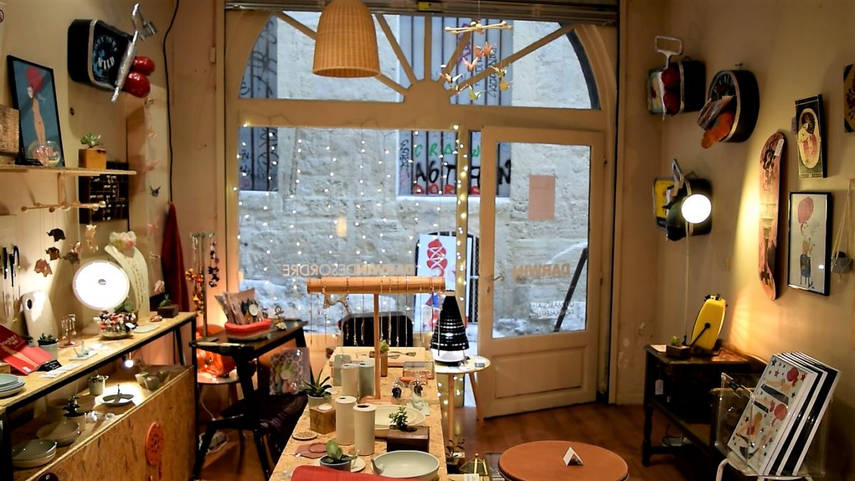 VIDÉO – Les boutiques éphémères de créateurs à Montpellier (2/2) : Les Succulentes