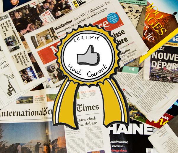 Liste, peur, Pujadas, héroïne et Syrie – La revue de presse de Haut Courant du 16 décembre