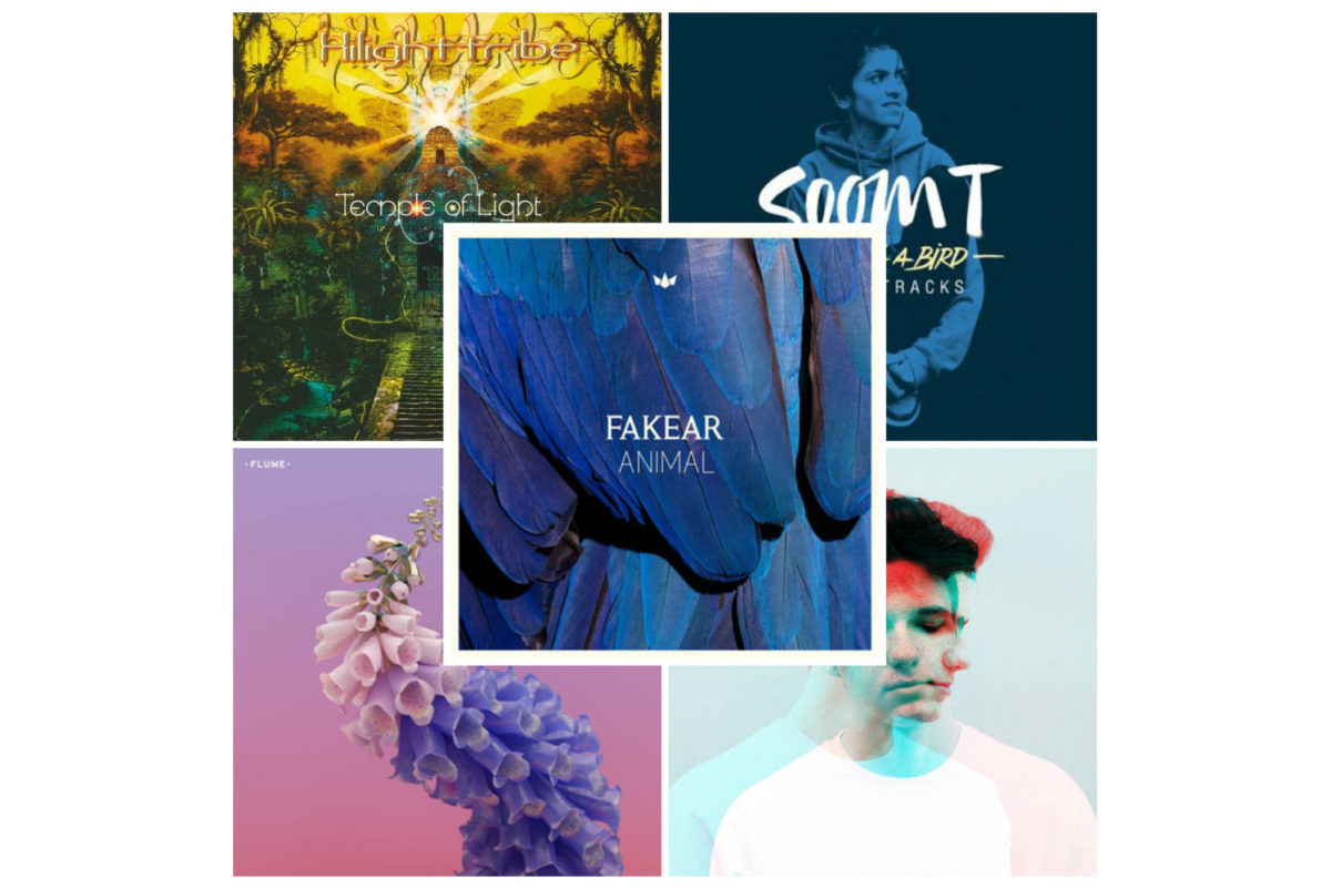 Électro, trance et reggae-pop – Top 5 des albums de 2016