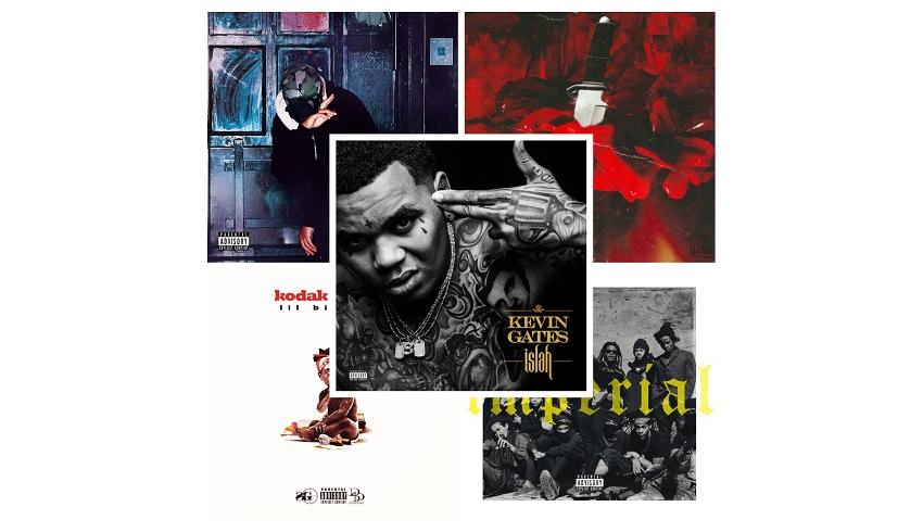 Du rap pour tous les goûts vol.2 – Top 5 des albums de 2016