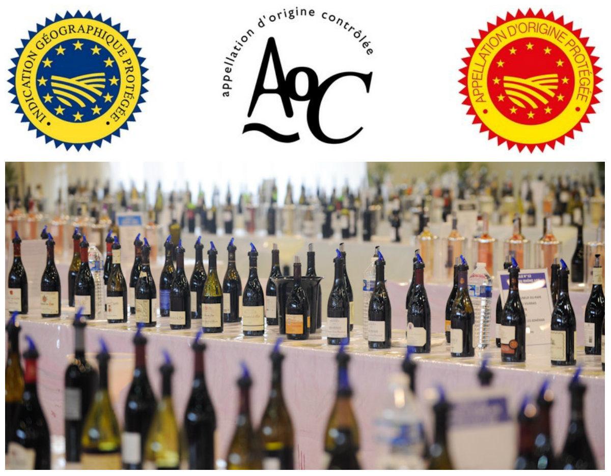 AOC, AOP, IGP… Glossaire des appellations du vin
