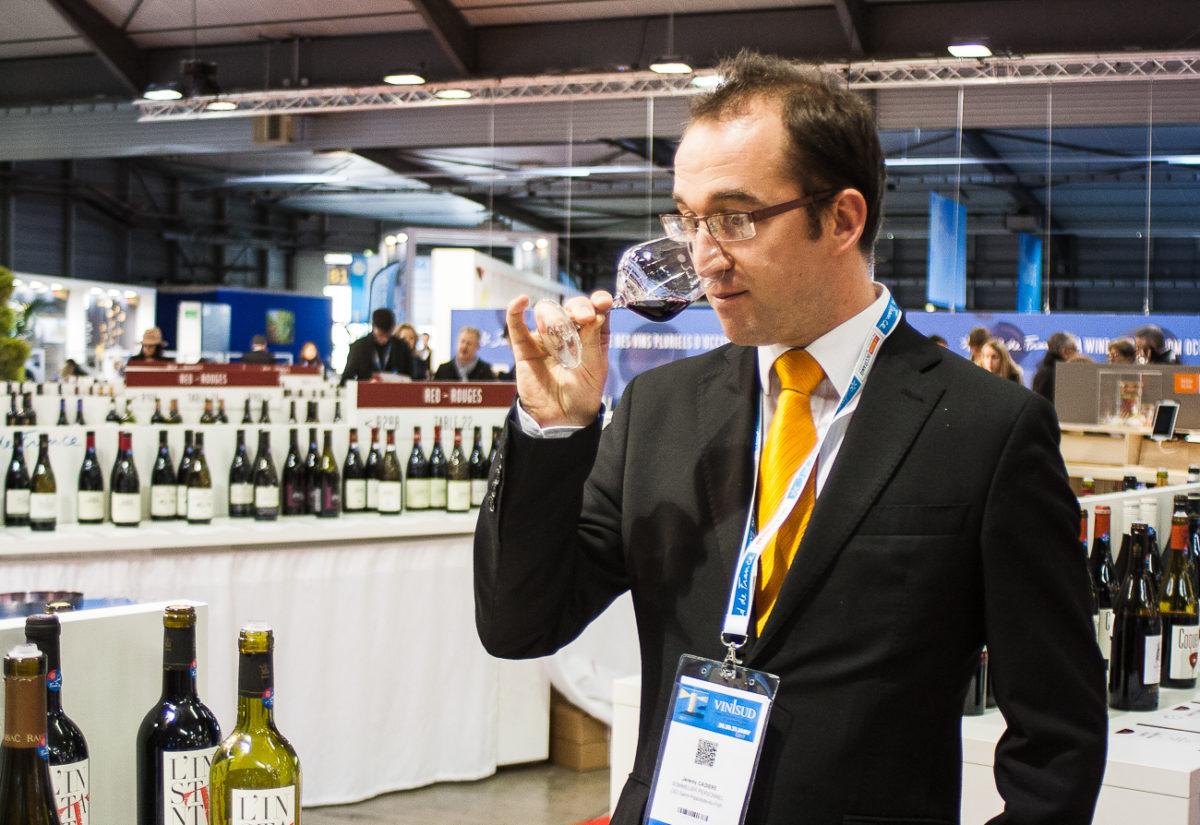 Jérémy Cadière : « Un vigneron ne fait pas de vin pour qu'on l'intellectualise »