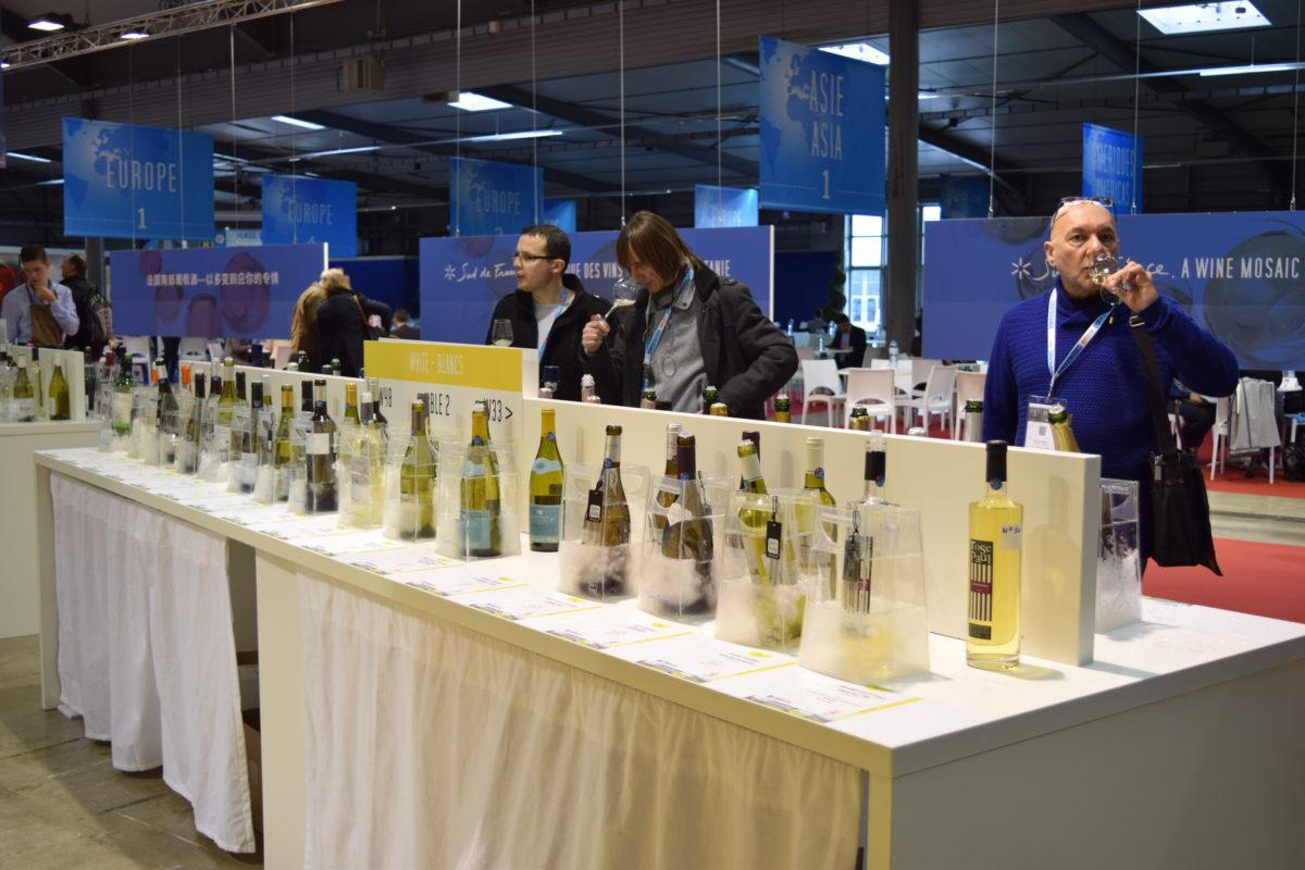 VIDÉO – Vinisud 2017, le rendez-vous des acheteurs et des producteurs de vins méditerrannéens