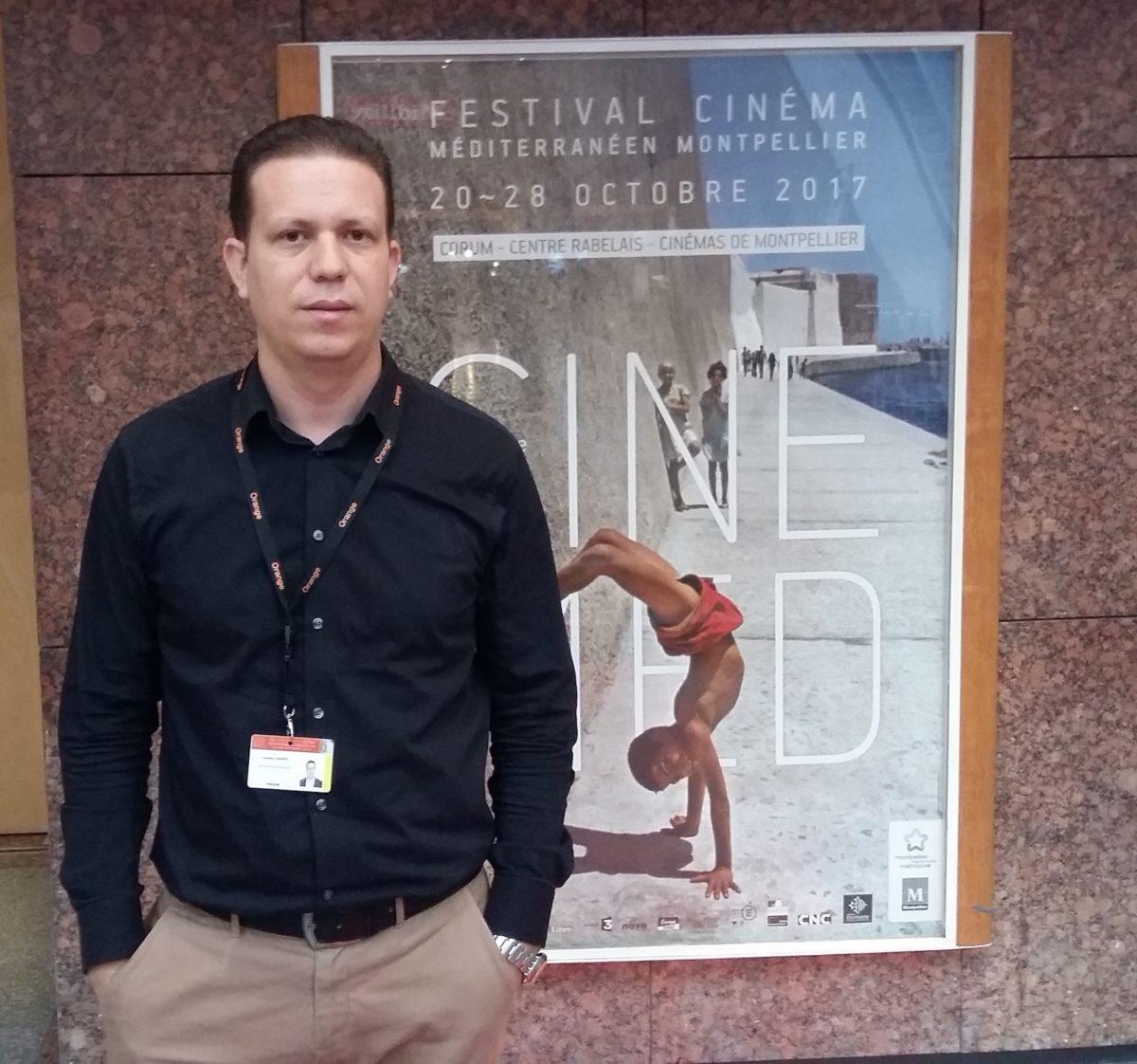 PORTRAIT DU JOUR #5 – Hacene Larkem, le journalisme n'a pas de frontières