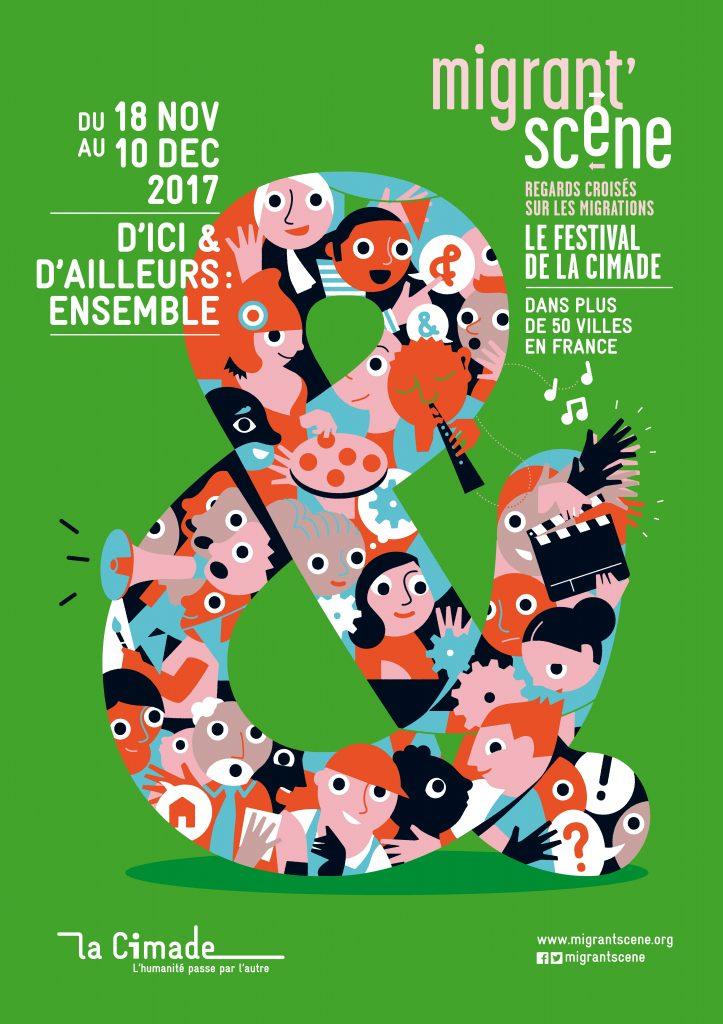 CULTURE – Festival Migrant'Scène : l'événement sensibilisation de La Cimade