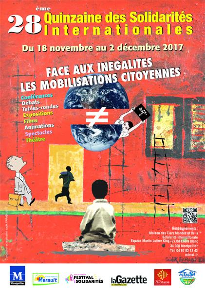 SOLIDARITÉ – 28e Quinzaine des Solidarités Internationales