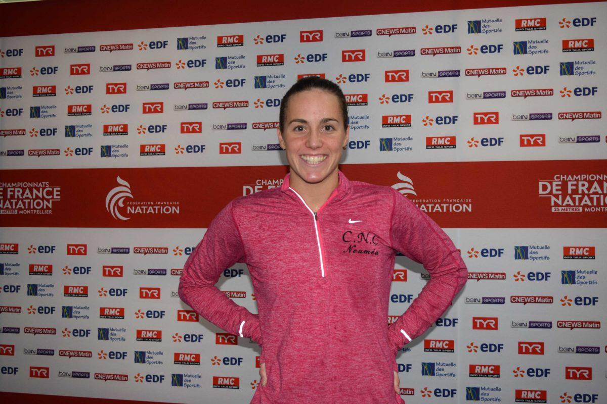 NATATION – Championnats de France 25m : résultats #J3