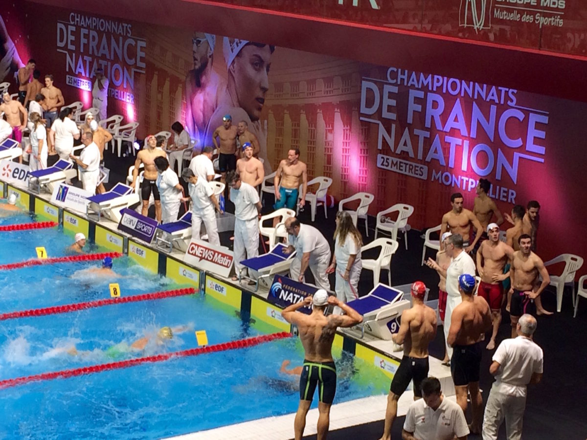 VIDEO – Natation : Championnats de France 25m #J3