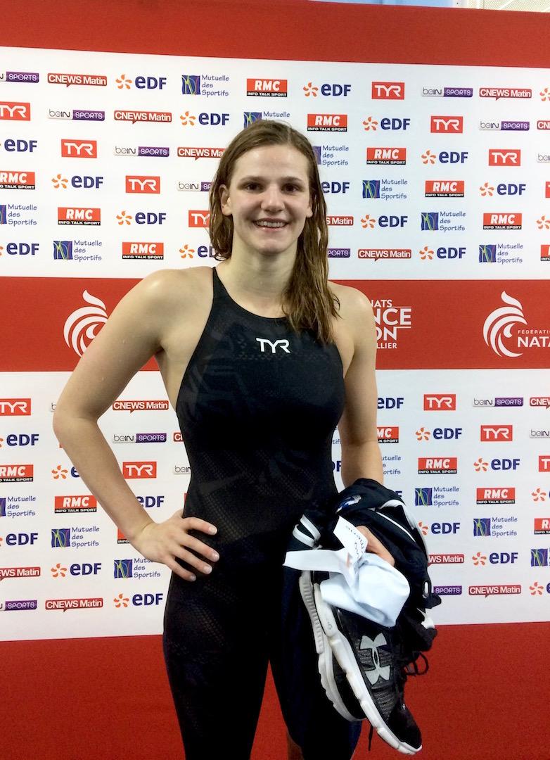 NATATION – Championnats de France 25m : résultats #J4
