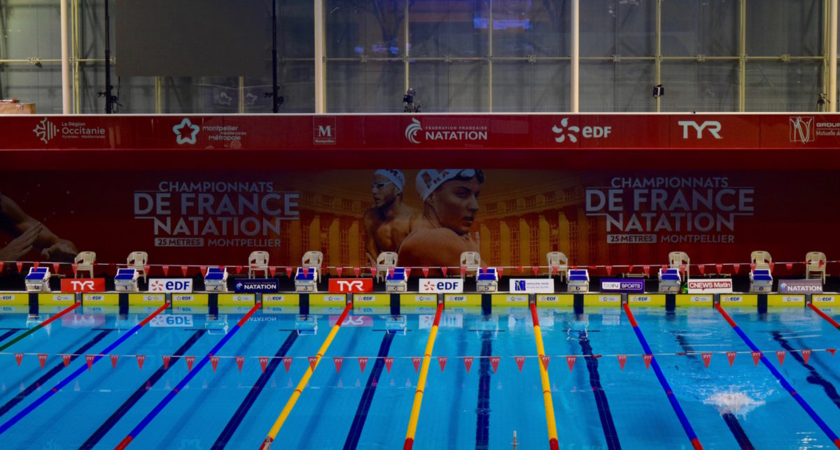 VIDEO – Natation : Championnats de France 25m #J4