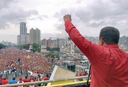 Le phénomène Chavez