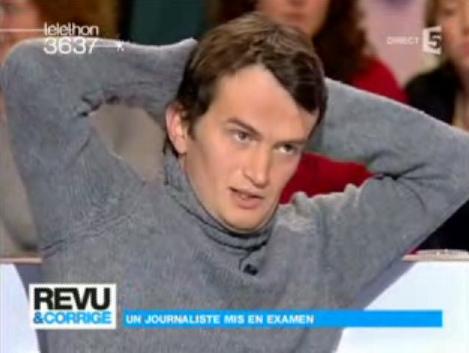 Reporters sans frontières regrette le huis-clos des débats dans l'affaire Dasquié