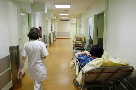 Des praticiens hospitaliers en grève administrative