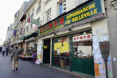Chinois de Paris: entre mutisme et fierté