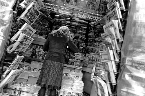 » Sans lectrice ni lecteur, il n'y a pas de presse «