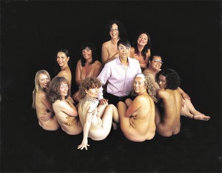 Belle toute nue: Voyeurisme de foire «parce que vous le valez bien»