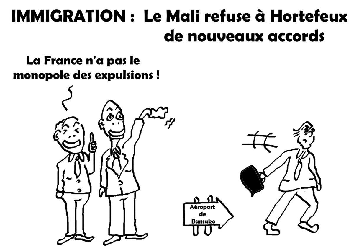 Immigration, trahison et encartage