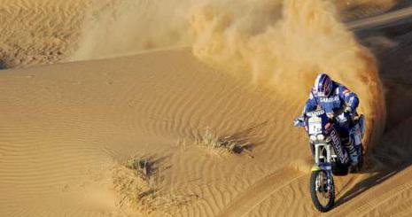 Le Dakar face à la polémique
