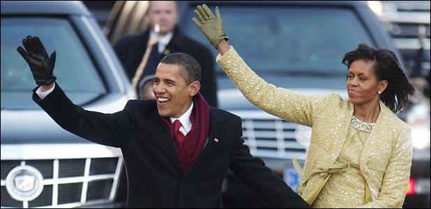 Obama, 44ème président des États Unis