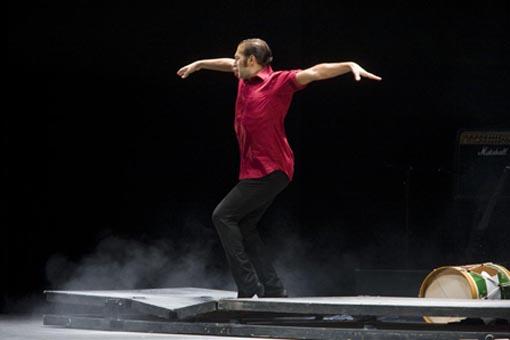 Flamenco : Israel Galván sublime l'Apocalypse