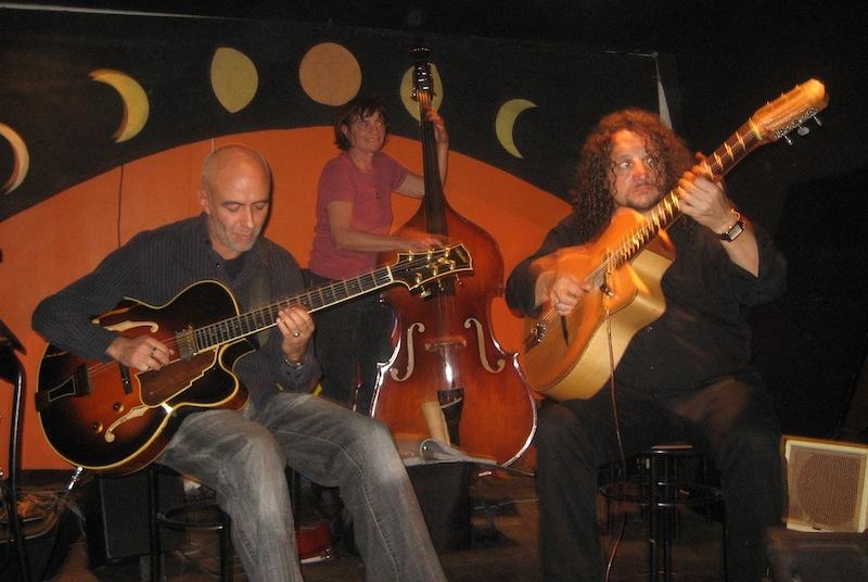 Nu jazzman à Montpellier: rencontre avec Vittorio Silvestri