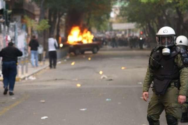 Un étudiant français au coeur des émeutes grecques