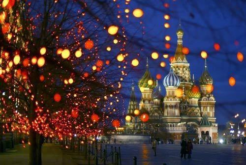 Montpellier: La communauté russe joue les prolongations des fêtes de fin d'année