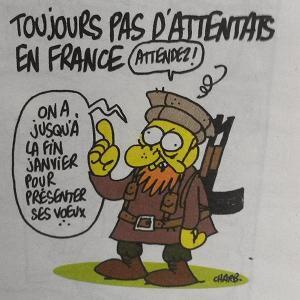 Charlie Hebdo décimé !