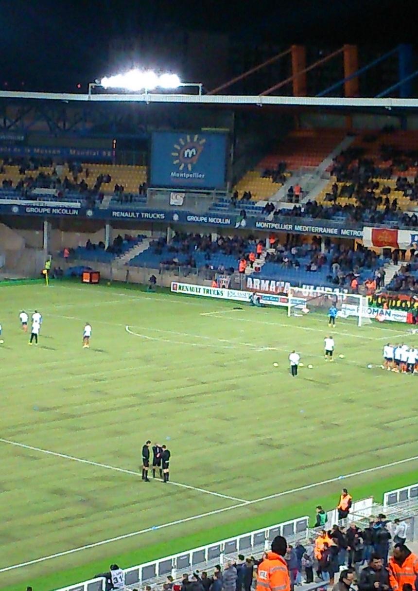 Ligue 1 : Montpellier domine un Marseille bien terne