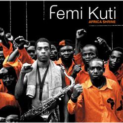 Femi Kuti n'a pas la langue dans sa poche, lui non plus
