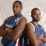 Coéquipiers en équipe de France