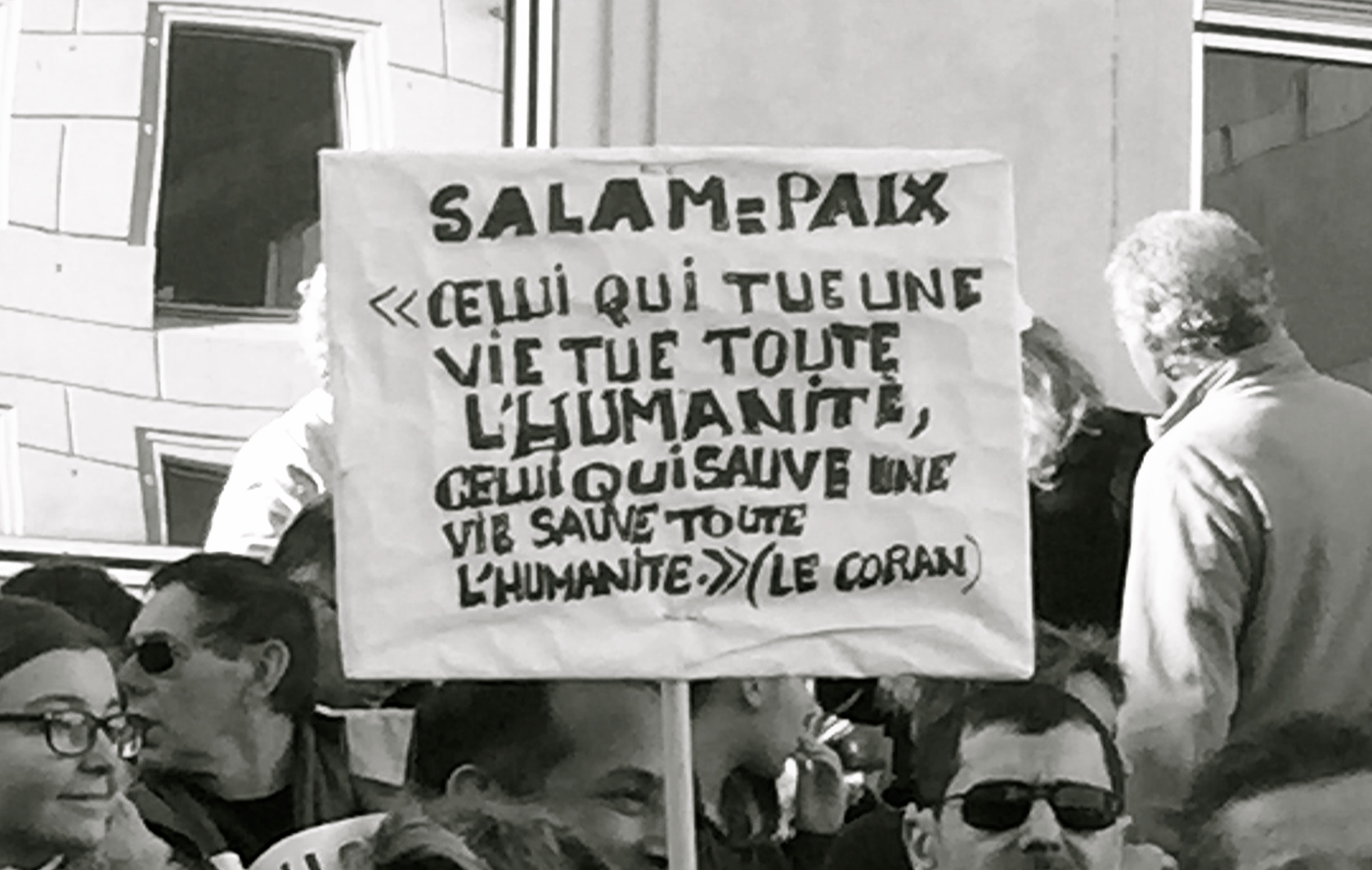 Salam = Paix