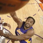 Ronny Turiaf,pour la première fois en finale NBA