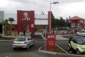 Le KFC de Pérols