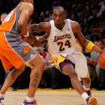 Kobe Bryant, prodige des années 2000