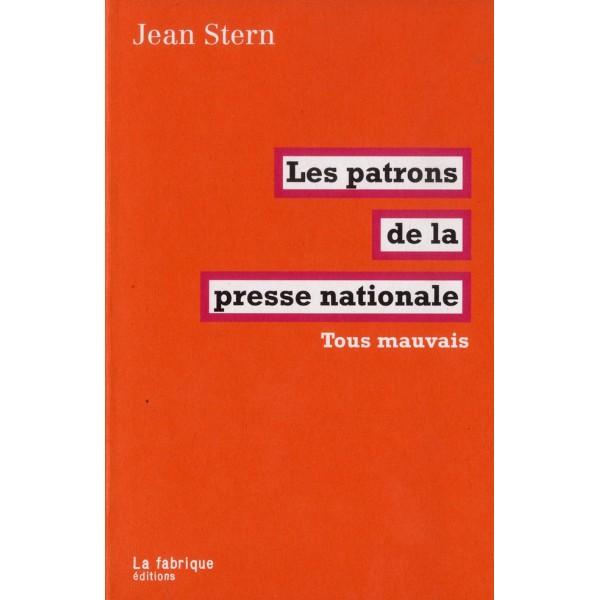 Jean Stern : « Les chaînes d'info ? Des perroquets du conformisme qui reprennent en boucle des niaiseries »