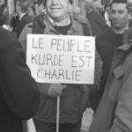 Le peuple kurde est Charlie