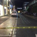 Rue de la loge sécurisée par la police nationale