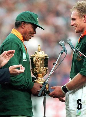 Afrique du Sud : Le rugby, un des derniers bastions de l'apartheid