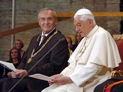 Discours de Benoît XVI à Ratisbonne le 12 septembre 2006
