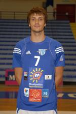Antonin Rouzier ne jouera plus pour le Montpellier Volley