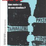 Le catalogue Mai 68 de Sauramps reprend en couvertude une des affiches du mouvement