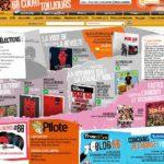"""Le site de la Fnac voit grand et propose une large gamme de """"produits"""" culturels"""