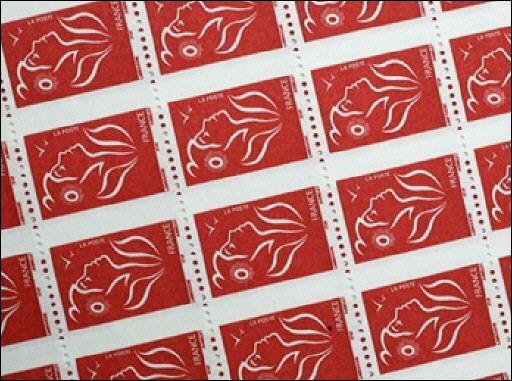 La Poste réinvente le timbre