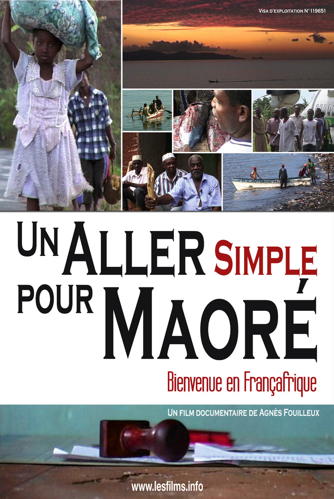 Un aller simple pour Maoré