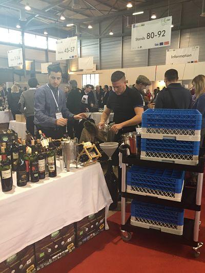 Initiation et sensations au plus grand salon de vin bio au monde
